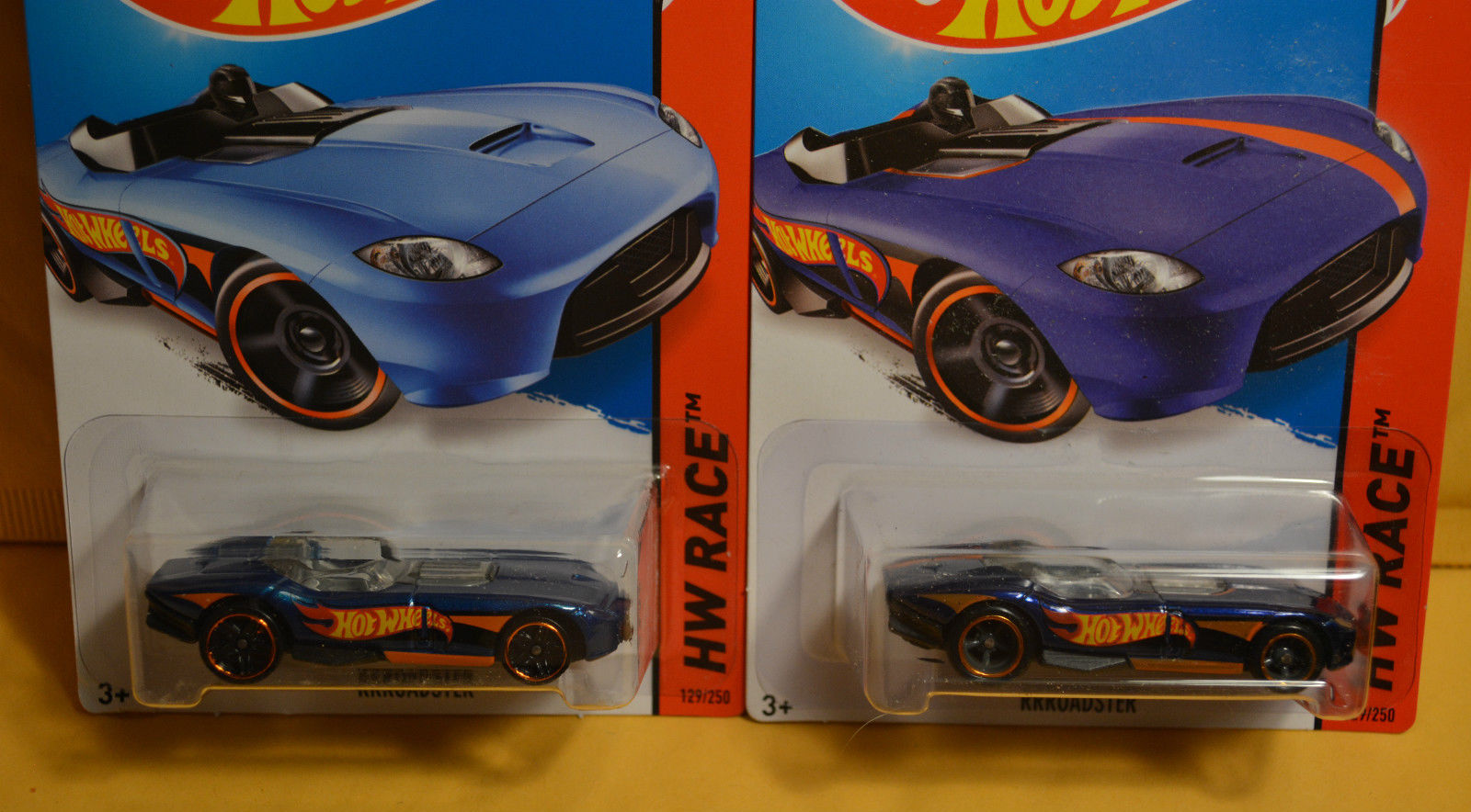 2015 Hot Wheels Super Treasure Hunt Rrroadster - Hall's Guide for Hot